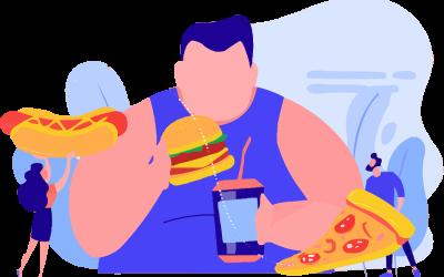 Disturbi alimentari: Cibo e mente sono collegati?